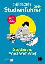DIE ZEIT Studienführer 2019 - das Buch