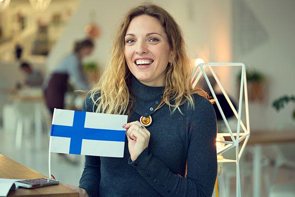 Finnen sind am glücklichsten
